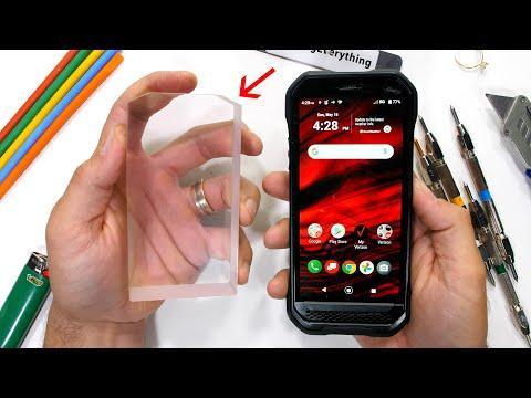 A NEW Sapphire Smartphone?! – Ultra Rugged or Ultra Premium?