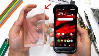 Duraforce Ultra 5G - A NEW Sapphire Smartphone?