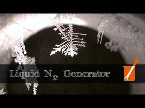 Liquid Nitrogen Generator - Overview