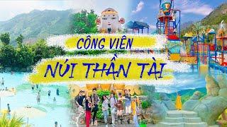 Hot Springs Park - Công viên Suối khoáng nóng Núi Thần Tài Đà Nẵng, Da Nang