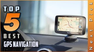 Top 5 Best Gps Navigation Review in 2020