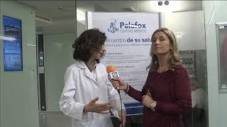REPORTAJE CENTRO MEDICO PALAFOX EN TELEVISION -  Centro Médico Palafox