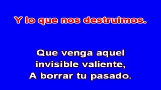 QUE LO NUESTRO SE QUEDE NUESTRO (Carlos Rivera) karaoke - JM Digital