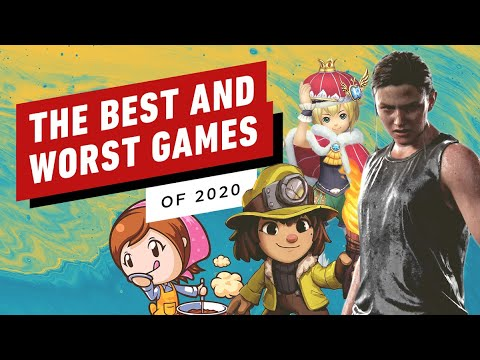 The Best and Worst-Reviewed Games of 2020