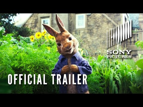 Movie Trailer: Peter Rabbit (1)