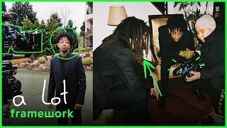 """The Making of 21 Savage's """"a lot"""" Video With Aisultan Seitov   Framework"""