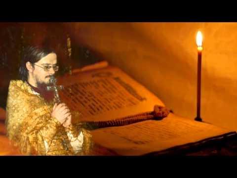 Даниил Сысоев - О внешней молитве