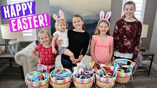 Easter Morning Special | Kids Opening Easter Baskets!