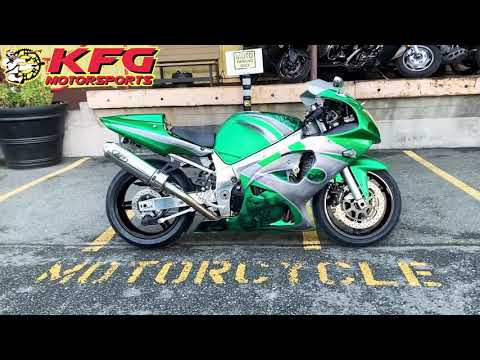 2003 Suzuki GSX-R600 in Auburn, Washington - Video 1