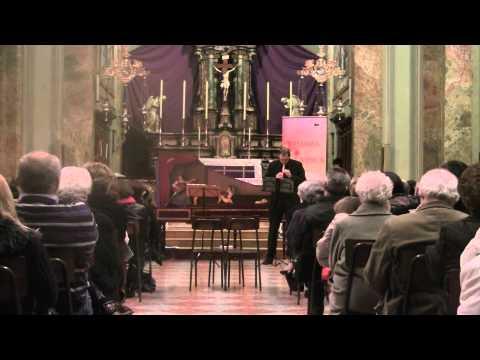 """GIOVANNI PAOLO CIMA : Sonata prima dai """"Concerti Ecclesiastici"""" - Giorgio Matteoli recorder"""