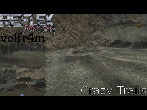 [MX vs ATV Reflex] Crazy Trails Review