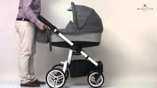 Детская универсальная коляска Bebetto Luca S line