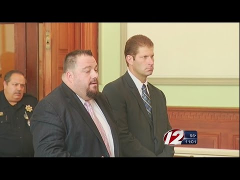 Suspended Providence police officer arrested on new charges