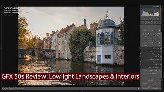 GFX 50s Review: Low Light Landscapes & Interiors