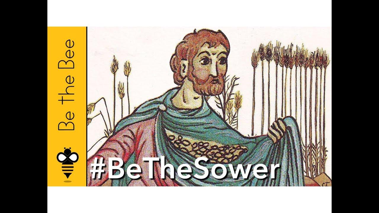 #85 #BeTheSower