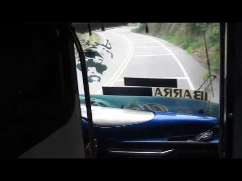 Bus ride... Urcuqui to Hacienda..