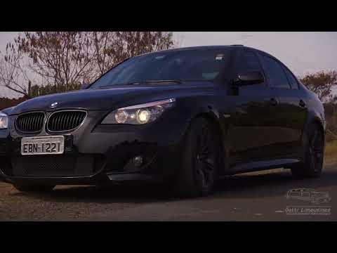BMW 550 Preta