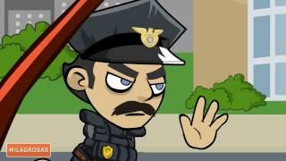 Chistes de policías - Parar o disminuir