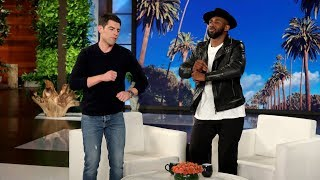 Max Greenfield Failed at Being a Good Dancer on 'New Girl'