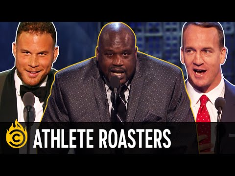 The Best Roasts from Athletes – Comedy Central Roast