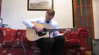 Falling Slowly-The Frames / Swell Season- Guitar Instrumental
