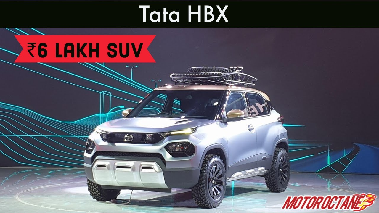 Motoroctane Youtube Video - Tata HBX Launch Date? Hindi | MotorOctane