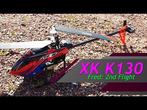XK K130 - Pilot: Fred - Le 31/03/2019 - Rotor Club Faouin