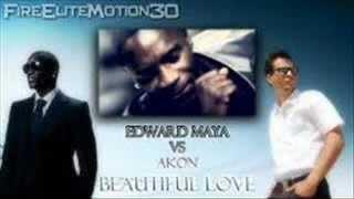 Akon and Edward maya