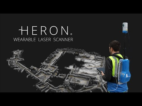 HERON_Wearable Mobile Mapping