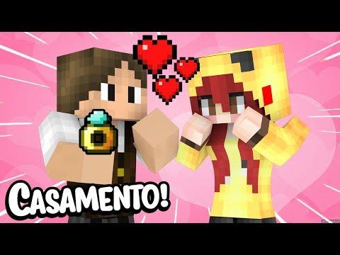Super CasalCraft #4: PEDI A CHERRY EM CASAMENTO!!!