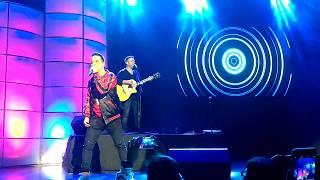 A1 Reunion Concert Manila Day 2 (6b/17) Fancam - Dont Wanna Lose You Again