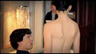 Sherlock épisode 2.01 - A Scandal in Belgravia Trailer