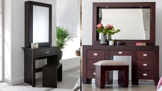 Top 30 New Model Dressing Table Designs | Wooden Dressing Table Designs | KGS Interior Designs