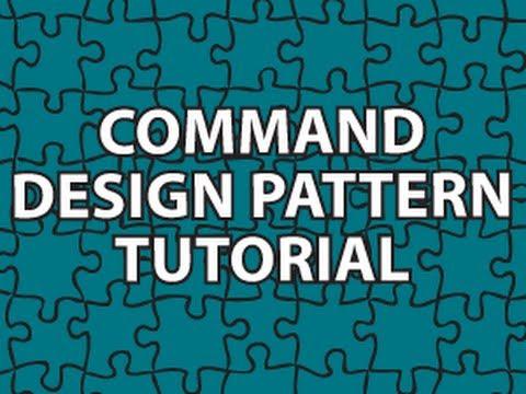Command Design Pattern