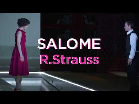 Bande annonce de SALOME à l'affiche du théâtre des Champs-Elysées du 14 au 24 novembre 2020.