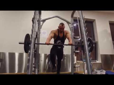 Wielkość mięśni plecy