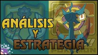 Dhelmise  - (Pokémon) - DHELMISE   ANÁLISIS COMPETITIVOS Y ESTRATEGIAS POKÉMON