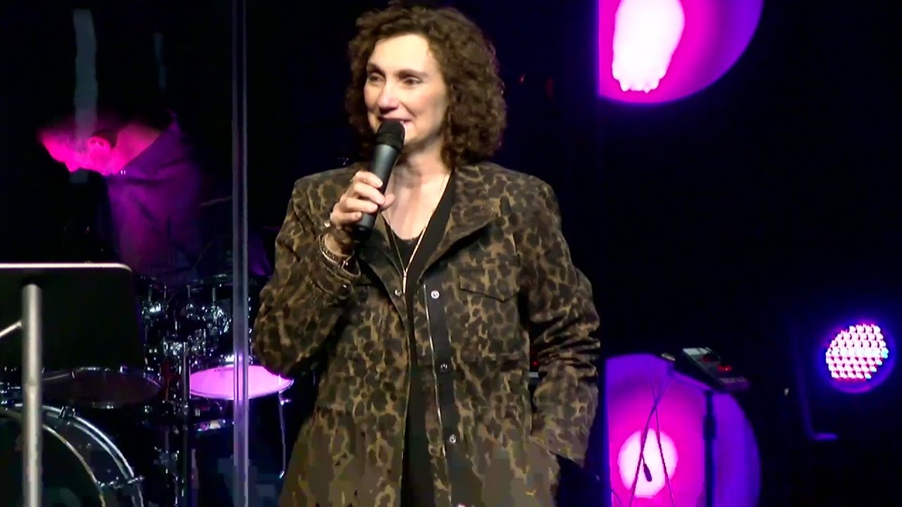 """2/10/21 – Susan Steele – """"Power in the Holy Spirit"""""""