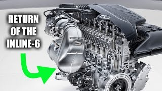 Why Inline 6 Cylinders Are Better Than V6 Engines - A Comeback Story