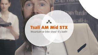 Велоботинки Tsali AM Mid STX   VAUDE