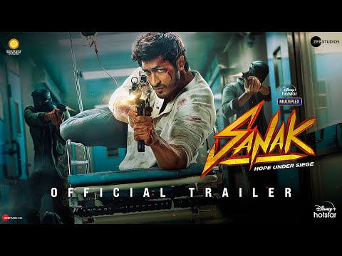 Sanak (2021) New Released Movie Bollywood Product