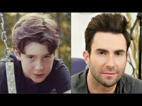 Adam Levine A Life In Pictures Mp3