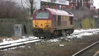 preview picture of video 'Small Heath and Dorridge Stations.'