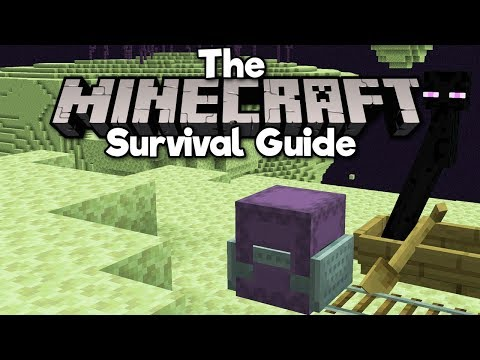 Minecraft Mob Moving Masterclass! ▫ The Minecraft Survival Guide (Tutorial Lets Play) [Part 158]