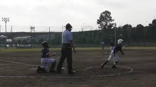 東西大会西川旗vs東野球部