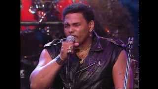 The Neville Brothers - It Feels Like Rain - 10/31/1991 - Municipal Auditorium New Orleans (Official)