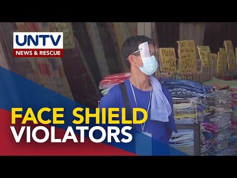 [UNTV]  Employers na 'di magpapatupad ng mandatory face shield, papatawan ng penalty