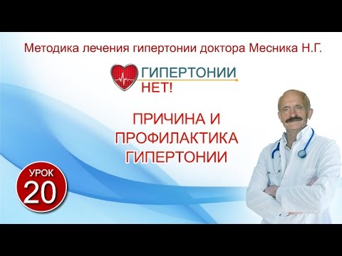 Синдром артериальной гипертонии клиника и диагностика