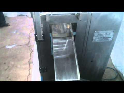 Automatic alu-alu Blister Packing Machine