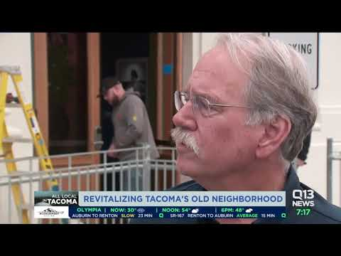Revitalizing Tacoma: Elks Temple a symbol of city`s past, future